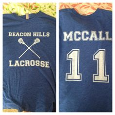 Look what came in the mail! Scott McCall from Teen Wolf :D Teen Wolf Scott, Teen Wolf Outfits, Scott Mccall, Girls World, Best Friends Forever, Lacrosse, Sweet 16, Halloween Ideas, Graphic Tees