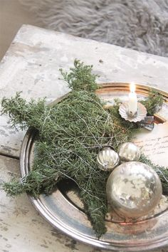 November is Pre Christmas Inspiration from Jeanne d'Arc Living!