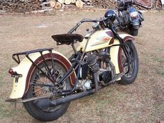 antique motorcycles for sale | 1935 Harley-Davidson Flathead Motorcycles for sale | Recycler ...
