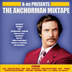 The Anchorman Mixtape by k-OS