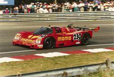 Porsche 962C - Le Mans 1990