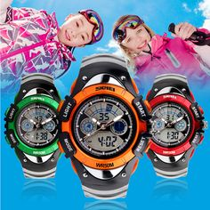 Children's Watches Inventive Skmei Fashion Casual Kids Watches 5bar Waterproof Quartz Wristwatches Jelly Kids Clock Children Watch Montre Enfant Aesthetic Appearance