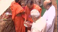 PM Modi, Amit Shah lay foundation stone for new BJP headquarters in New Delhi - http://nasiknews.in/pm-modi-amit-shah-lay-foundation-stone-for-new-bjp-headquarters-in-new-delhi/