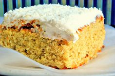 MELOMEALS: Test this: Gluten Free Lemongrass Coconut Cake!
