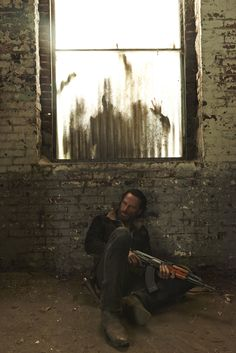 Andrew Lincoln as Rick Grimes in The Walking Dead, Season Photo Credit: Frank Ockenfels Andrew Lincoln, Rick Grimes, Walking Dead Tv Series, Walking Dead Season, Zombies The Walking Dead, Hemlock Grove, Stuff And Thangs, Film Serie, Dead Man