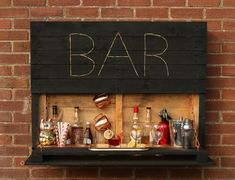 Diy Outdoor Pallet Bar Ideas 45 New Ideas Outdoor Pallet Bar, Pallet Dining Table, Diy Outdoor Table, Diy Coffee Table, Pallet Tables, Outdoor Decor, Pallet Wall Shelves, Diy Planter Box, Diy Bar
