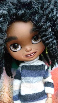 Guarda questo articolo nel mio negozio Etsy https://www.etsy.com/it/listing/548088133/ooak-customed-icy-doll-zione