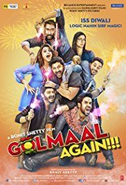 Is A Comedy Horror Movie Directed By Rohit Shetty And Starring Ajay Devgn Parineeti Chopra Tabu Tushaar Kapoor Has Been Released Today The