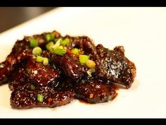 See how to make PF Chang's Mongolian Beef Recipe at home! - YouTube