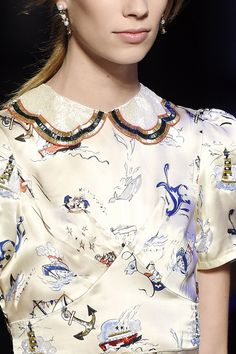 ENHANCE U FASHION DETAIL Tommy Hilfiger | New York Fashion Week | Fall 2016 Runway Designers