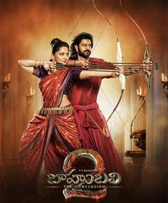 The new poster of 'Baahubali 2' features Prabhas & Anushka starrer reveals new twist in story