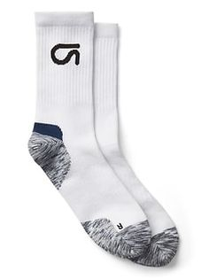 Mens Fashion Performance Polyester Socks Floral Monochrome Casual Athletic Crew Socks.