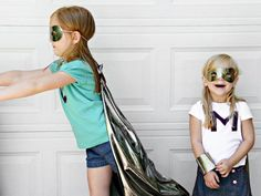 Easy Homemade Halloween Costumes for Kids >> http://www.diynetwork.com/decorating/easy-homemade-halloween-costumes-for-kids/pictures/index.html?soc=pinterest