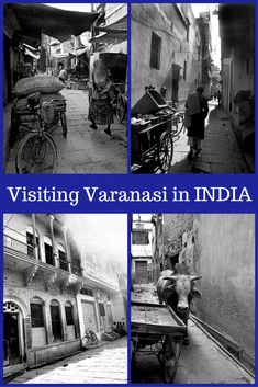 Want to travel Varanasi? The spiritual capital of India has over 2000 temples, beautiful sunrises and home of the famous Ganges River. Read more about our adventures here. #India #varanasi #travelindia