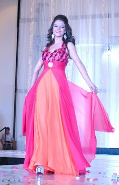 Gaby Ayala  1a. Finalista Miss Teen Guatemala 2013