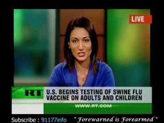 VACCINE CREATORS WILL REFUSE THE H1N1 VACCINE !