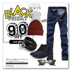 """black friday"" by nenyyou-27 ❤ liked on Polyvore featuring Paul Smith, Dockers, Ray-Ban, men's fashion, menswear, Fall, cool and man"