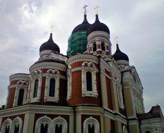 Catedral de Alejandro Nevski  en Tallinn
