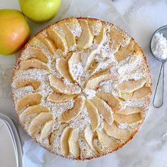 Cooking with Manuela: Easy to Make Apple Cake Recipe