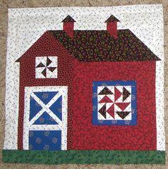 Barnhouse block
