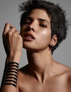 Hanaa Ben Abdesslem - Model Profile - Photos  latest news