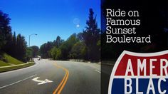 Drive Time - Sunset Blvd - Beverly Hills to Pacific Coast Highway, Los A...