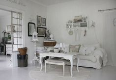 Shabby-Chic Deco furnishing ideas-decorating ideas-wohnideen 4