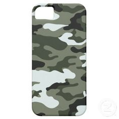 White green olive camouflage iphone case #camo #army #military