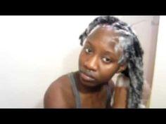 Loc Maintenence | My Loc Washing Regimen | JASMINE ROSE - YouTube