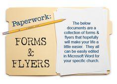 Calvary Curriculum | Paperwork    A church's print off ideas for teaching jr church and sunday school