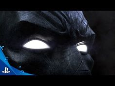 Batman: Arkham VR immerses you in the Dark Knight's Universe and redefines what it means to Be the Batman. Experience Gotham City through the eyes of the Wor. E3 2016, Pc Game, Batman Arkham, Gotham City, Dark Knight, Vr, Virtual Reality, Teaser, Playstation