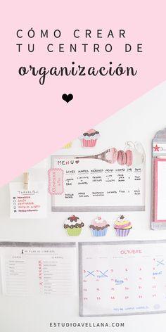 Ideas para organizar las tareas del hogar en un calendario Ideas Para Organizar, Agenda Planner, Planner Organization, Life Motivation, Study Tips, Journal Inspiration, Work Inspiration, Getting Organized, Lettering