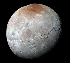 Charon: Moon of Pluto Image Credit: NASA, Johns Hopkins Univ./APL, Southwest Research Institute