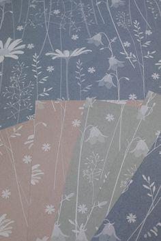 Hannah Nunn: Daisy meadow print day