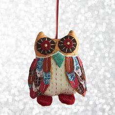 Owl Ornament -- Ornament Reviews