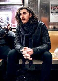 "hozieer: "" stargroves: ""Hozier in New York (2/2)"" """