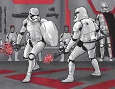 First Order Combat Training