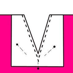 Het maken van een v-hals is een vrij secuur werkje, maar als je er de tijd voor neemt, dan kun je het makkelijk jezelf eigen maken. Ik doe graag altijd eerst de hals (voor en achter), voordat ik de…