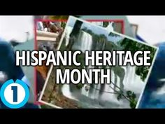 Liz's Lessons: 20 Resources for Hispanic Heritage Month! Hispanic History Month, Hispanic Heritage Month, Channel, Youtube, News, Youtubers, Youtube Movies