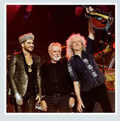 2017 - QUEEN + ADAM LAMBERT, Nov. 10 in Casalecchio di Reno; tickets are available in Vicenza at Media World, Palladio Shopping Center, or online at www.ticketone.it and www.geticket.it.