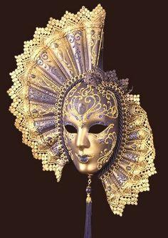 Mascara Frm Wendy Stevens' bd: Masks