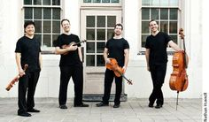 Houston Friends of Chamber Music Presents Miró Quartet Houston, TX #Kids #Events