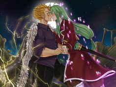 Fraxus- Freed x Laxus Fairy Tail Love, Fairy Tail Art, Fairy Tail Ships, Fairy Tail Anime, Fairy Tales, Laxus Dreyar, Fairy Tail Comics, Fairy Tail Characters, Fairy Tail Couples