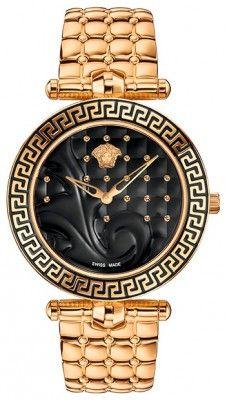 Versace VRSCVK7250015 Bayan Kol Saati