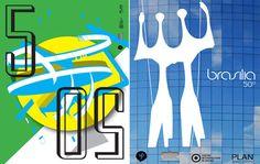 """O estúdio de design Brasilia Prima é argentino, mas tem uma cara bem brasileira. A ideia central do estúdio, auto-intitulado """"pequena fábrica de desenhos"""", nasceu a partir das imagens e…"""