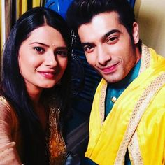 Colors channel warns actors Ssharad Malhotra and Kratika Sengar for inappropriate behaviour