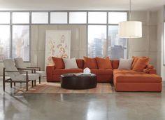 Noah Living Room - jonathan louis furniture