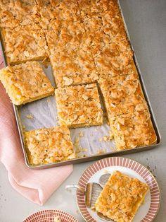 Blitz - Butterkuchen vom Blech, ein sehr schönes Rezept mit Bild aus der Kategorie Kuchen. 229 Bewertungen: Ø 4,6. Tags: Backen, Kuchen