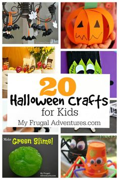 October is such a fun month for kids and a great time to look at doing crafts that will get their little imagination going. My girls love Halloween- the candy, the dress up, decorating… I …