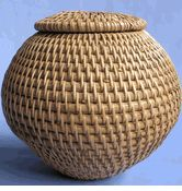 Basket from Lombok Indonesia